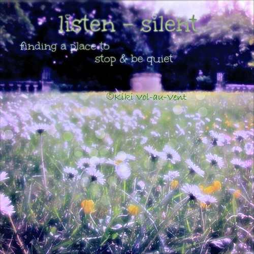 ♥ finding a place to stop & be quiet - Happy Sunday ♥