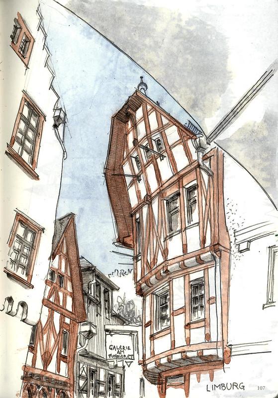 Altstadt Limburg / Limburg Old Town