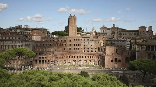 Trajan's Market, Rome | by Vendin