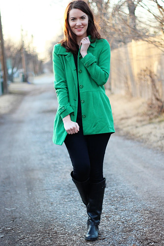 green-coat3 | by thecreamtomycoffee