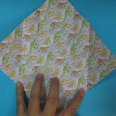 สอนวิธีพับกระดาษเป็นช้าง (แบบของ Fumiaki Kawahata) 019