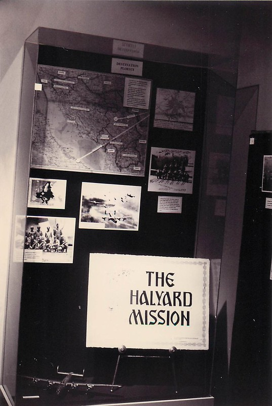 The Halyard Mission – September 11, 1994 – November 30, 1994
