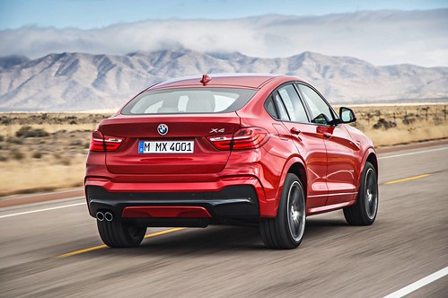 2014 BMW X4   by The National Roads and Motorists' Association