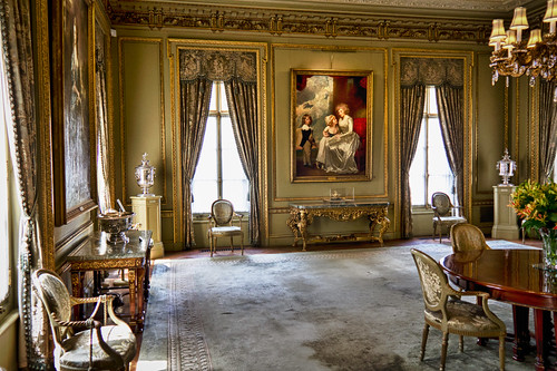 Frick Dining Room HDR | by gorbould