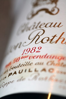 Château Mouton Rothschild '82 | by cachecacheASE