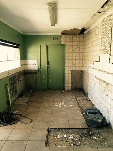 Kitchen renovation: no more kitchen | by olafmeister