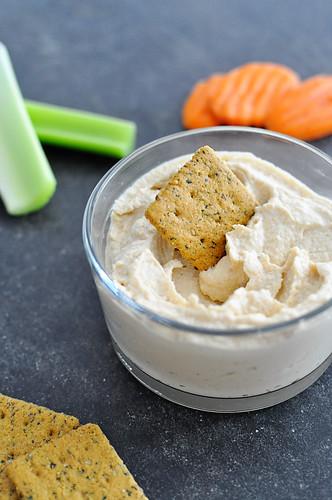Hummus & Cracker | by leavesofkale