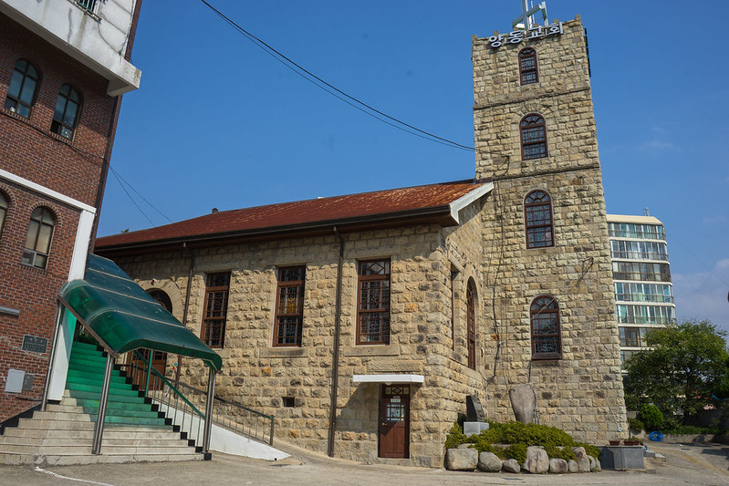 Yangdong Church, Mokpo, South Korea