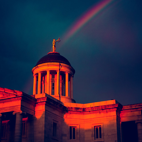 weather spring architecture rainbow storm northamerica 10kplus astronomicalevent sunset newjersey skyscape unitedstates somersetcounty somerville somersetcountycourthouse 10k court courthouse usa