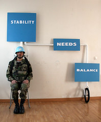 STABILITY NEEDS BALANCE