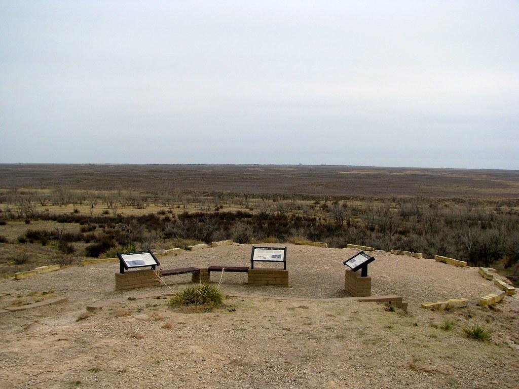Santa Fe Trail, Point of Rocks