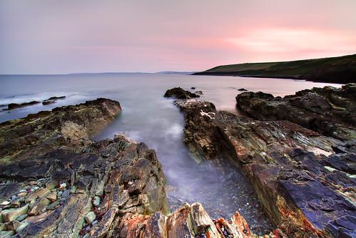 ocean longexposure sunset seascape water canon landscape rocks cork rocky cocork guileen tamron1118mm canon7d