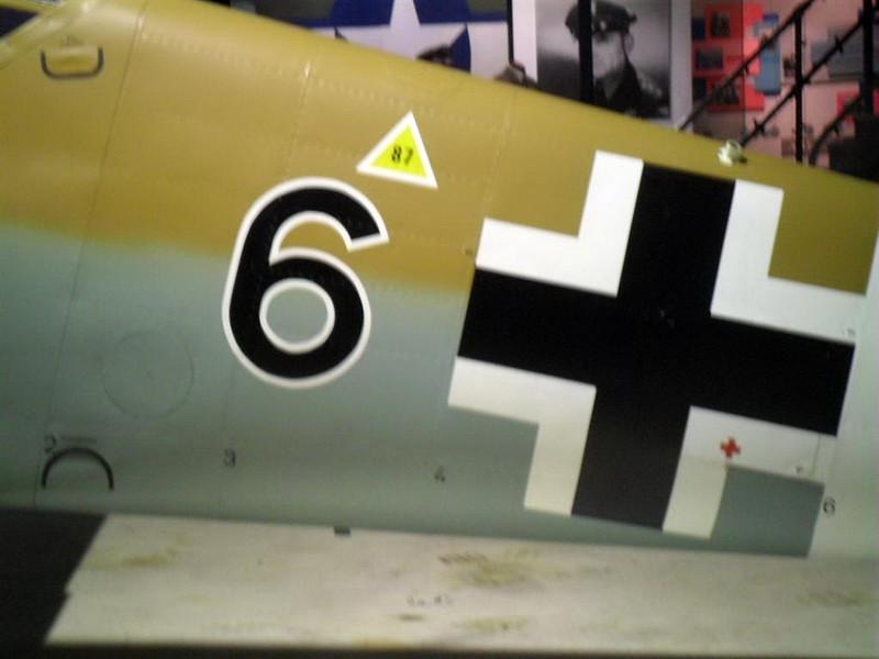 Мессерсцхмитт Bf109G (15)