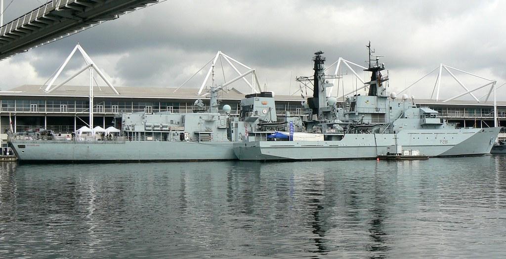 Royal Navy @ Excel 12-09-13
