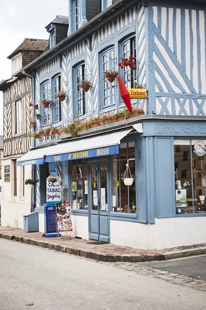 Alimentation, Beaumont en Auge