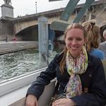 Riding the Seine