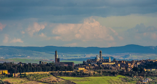 Siena (My city)