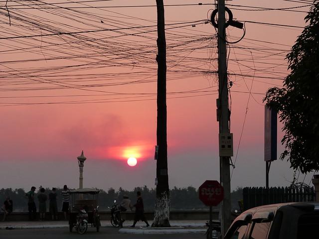 Ambiance du Mekong