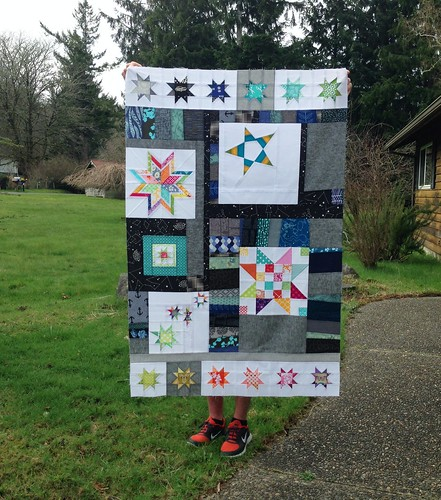 Traveling Quilts - Faith's Quilt