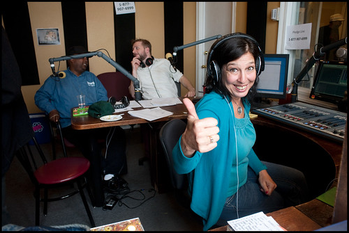 Action Jackson, Russell Shelton, and Nita Ketner. Photo by Ryan Hodgson-Rigsbee www.rhrphoto.com