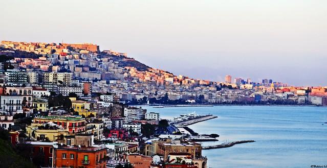 Napoli dai mille colori