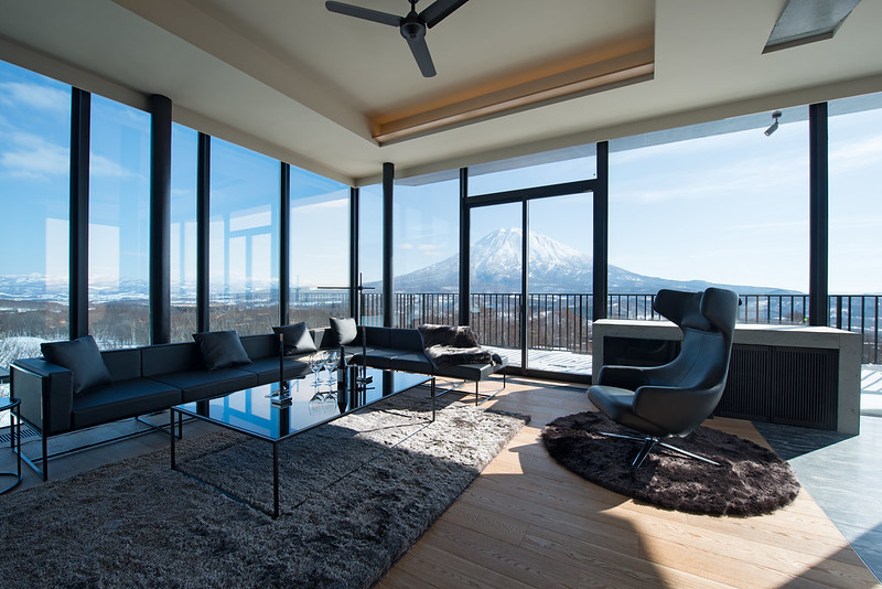 MUSE Niseko 2-Bedroom Penthouse Apartment 601