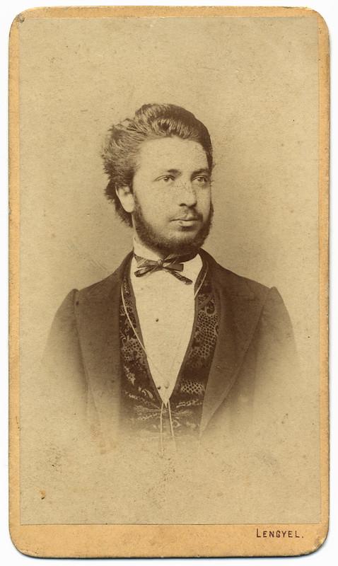 photographer: Lengyel Samu - Kassa  ca: 1870s