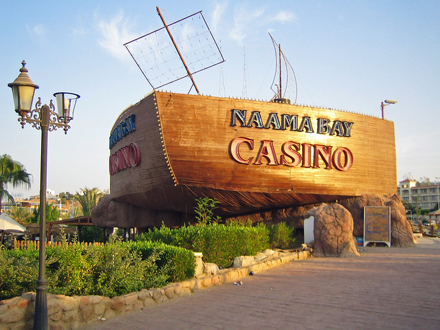 Naama Bay - Sharm el Sheik, Egypt