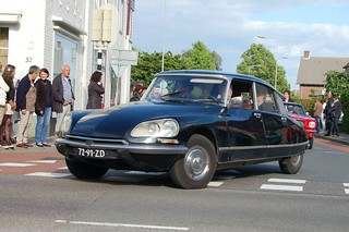 Citroën DS23 Pallas | by kentekenman