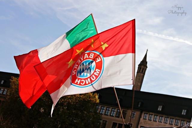 Bayern/Italy