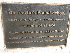 2006 0708 Devlin's Pound school 1956