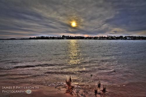 park sunset beach water nc northcarolina cornelius hdr mecklenburg ramseycreek jamesppattersoniii