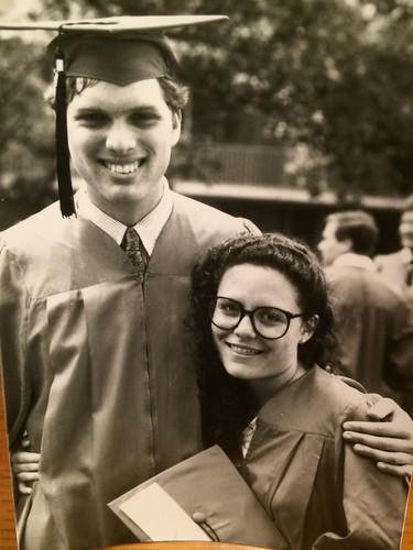 Matt Paul '87 and Naomi Mezey '87