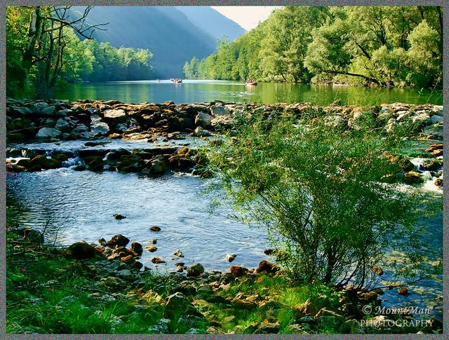 Rijeka Kupa kod Goršeti