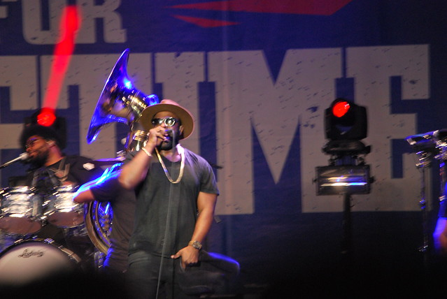 The Roots LIVE at Super Bowl Central