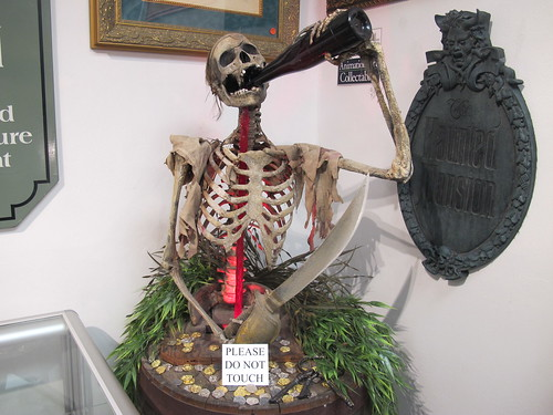Skeleton from Pirates of the Caribbean | by The Tiki Chick