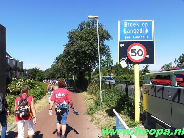 2016-06-16 2e dag Plus Wandel 4 Daagse Almaar 26 Km (97)