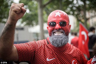 Turkey vs Croatia | by l3o_