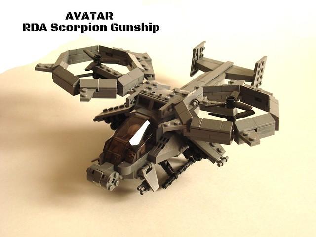 Scorpion Gunship (4)
