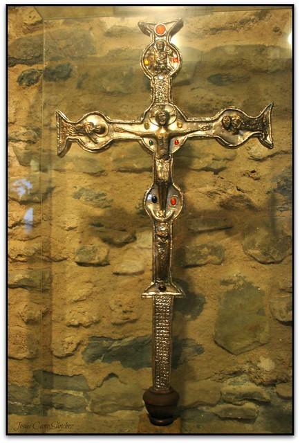 La Creu del Fai, Priorat de Sant Miquel del Fai (el Moianès)
