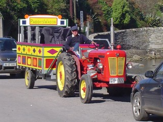 Rural transport on Cape Clear