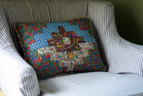 liberty pillow | by artsy-crafty babe