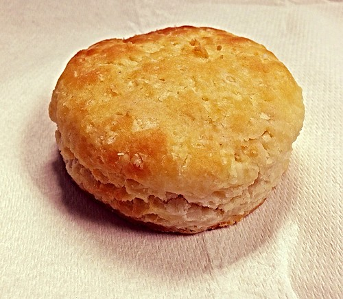 Popeyes Buttermilk Biscuit. | by Esoteric_Desi