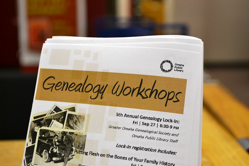 5th Annual Genealogy Lock-In