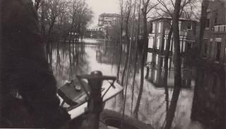 Flooded Scheldt
