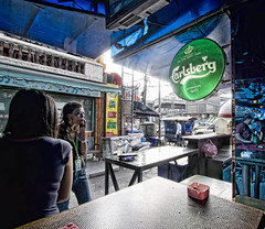 Bangkok street scenes 2013