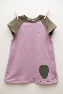 O+S Field Trip Raglan T Dress