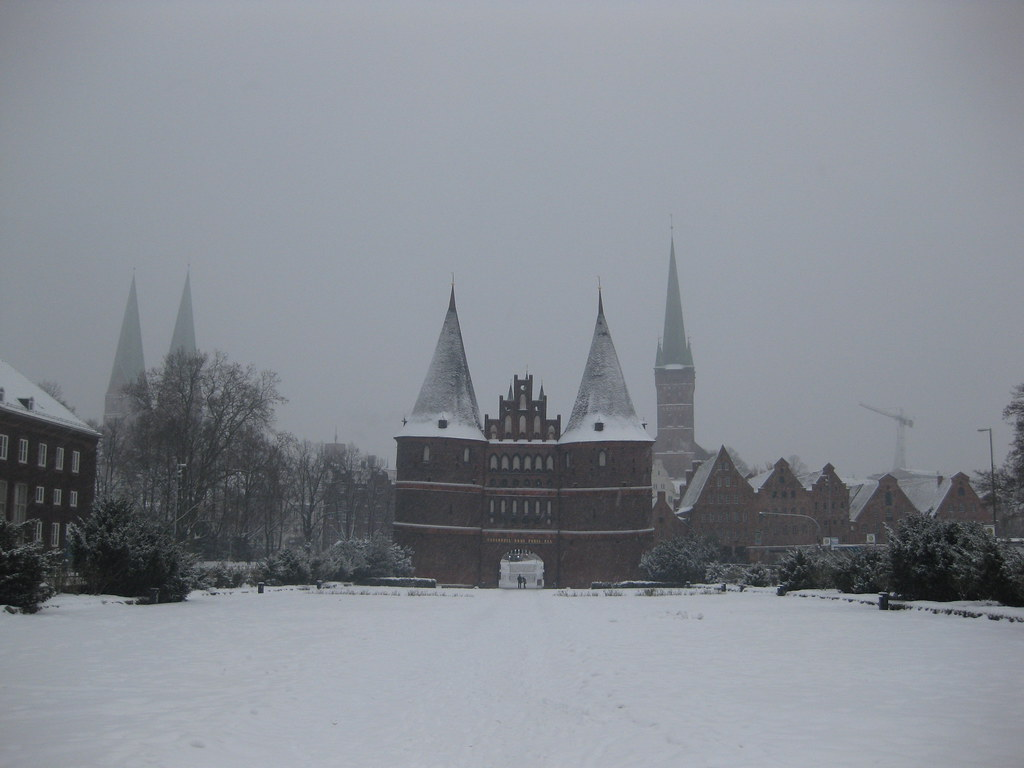 Lubeck, Germany, January 2010