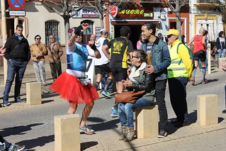2014.02.23.430 - SEVILLA - Alameda de Hércules - (XXX Maratón de Sevilla)   by Tales of a Wanderer
