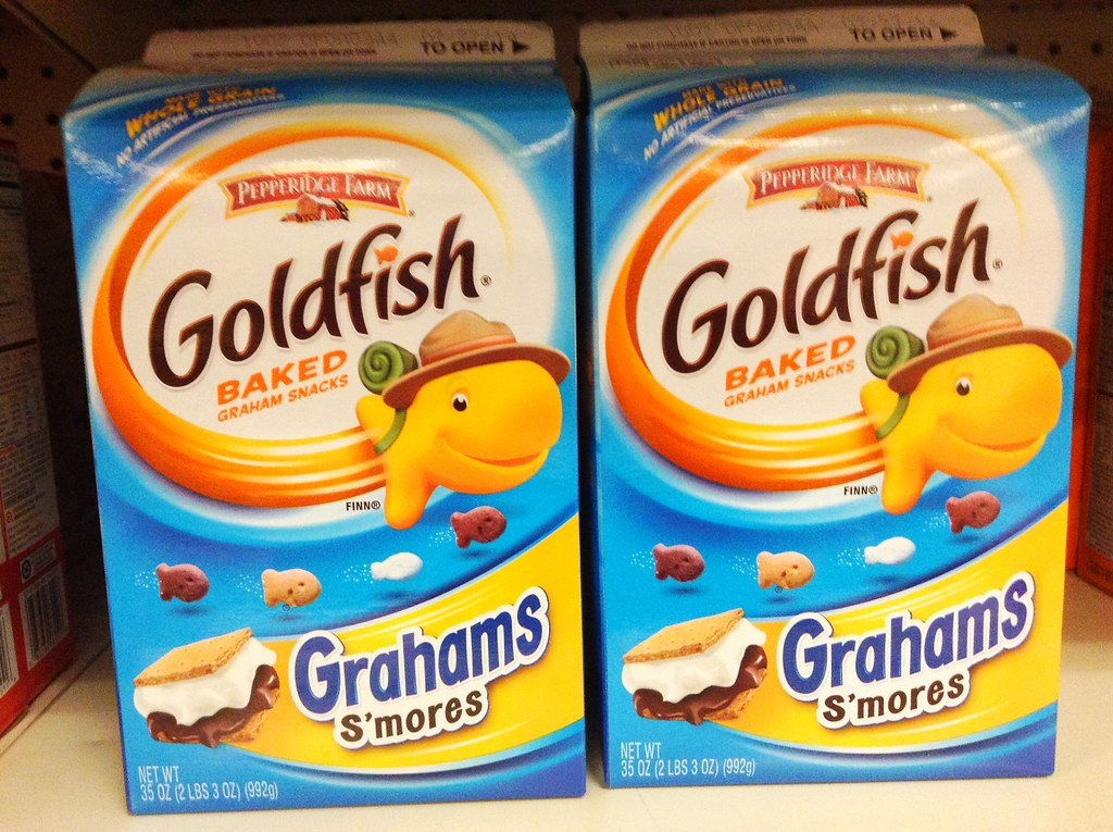 Pepperidge Farms Goldfish S'mores | Pepperidge Farms Goldfis… | Flickr